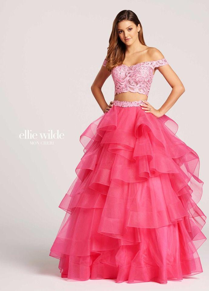 Ellie Wilde EW118040 - Formal Approach Prom Dress   Ellie Wilde ...