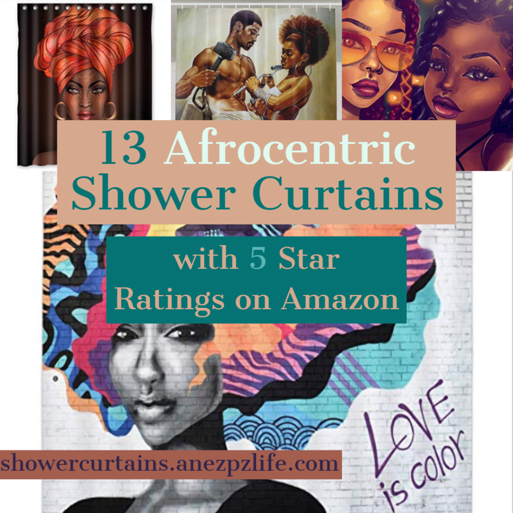 68 afrocentric shower curtains ideas