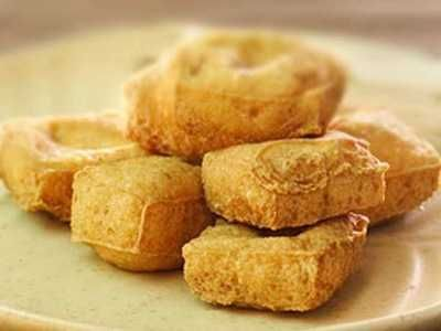Resep Tahu Crispy Renyah Untuk Usaha Paling Tahan Lama Resep Tahu Makanan Makanan Minuman