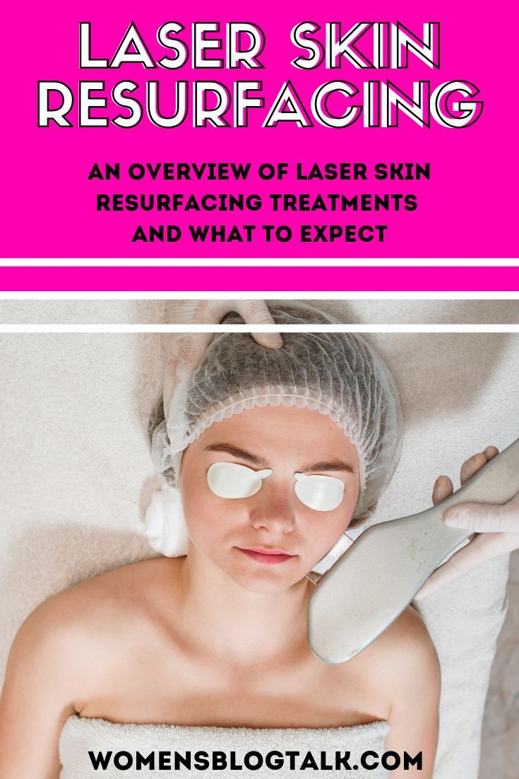 Laser skin resurfacing treatments overview ablative vs