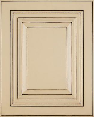 Best Cream Cabinets With Brown Glaze My Home Design Cabinet 400 x 300
