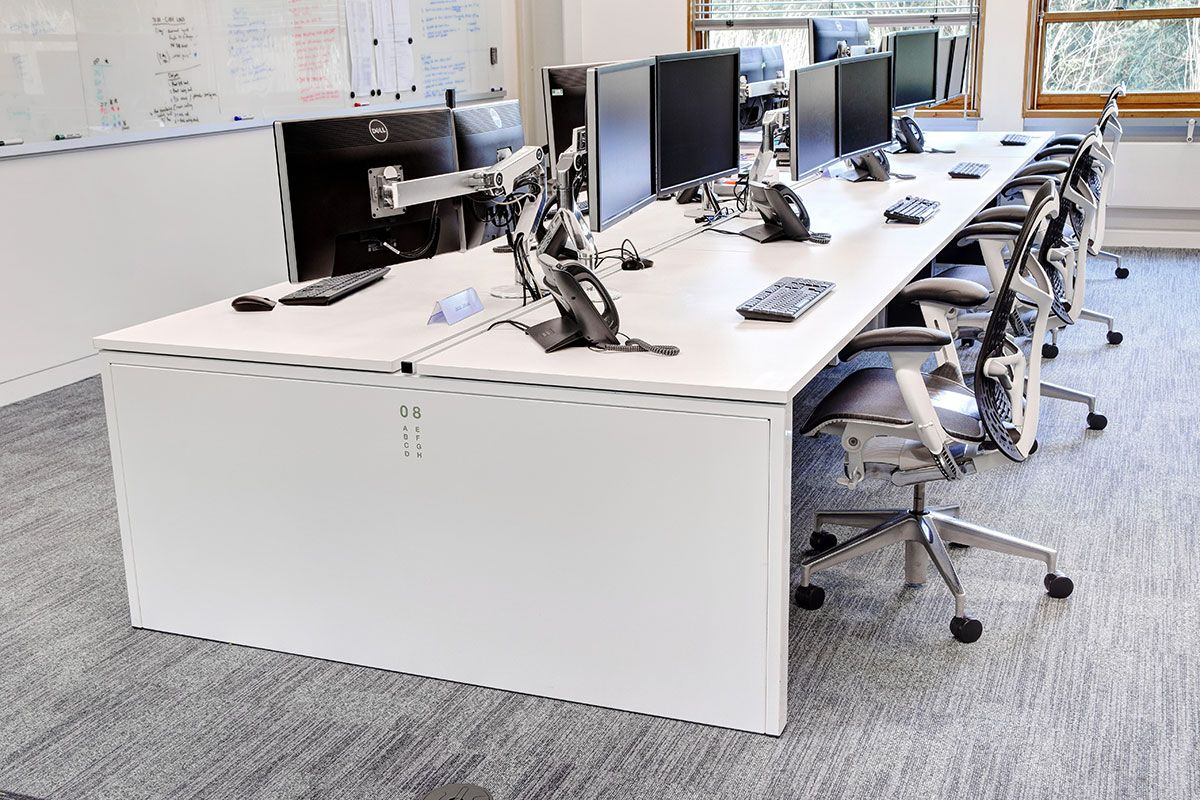 Flexiform\'s installation at ARUP Solihull #officefurniture ...