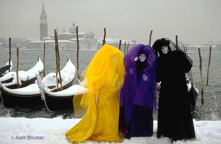 Colori di Venezia. Venice, Italy