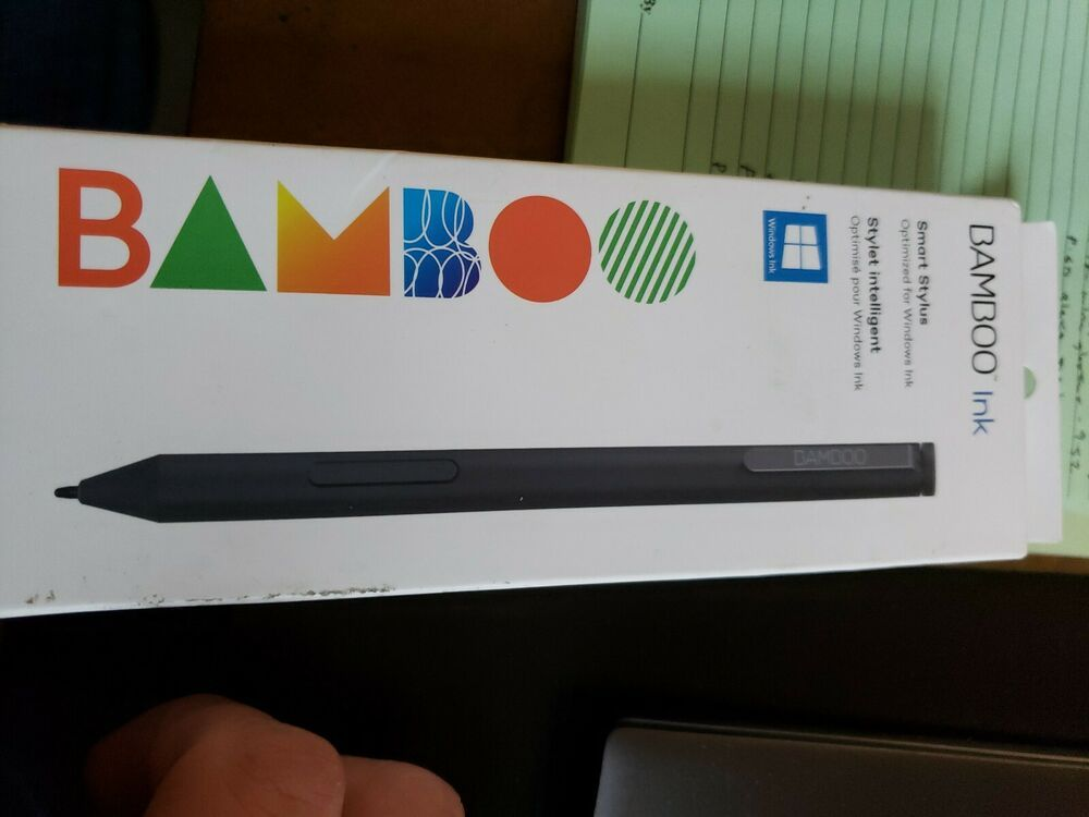Wacom Bamboo Ink Smart Stylus Pen for Surface Pro & Windows