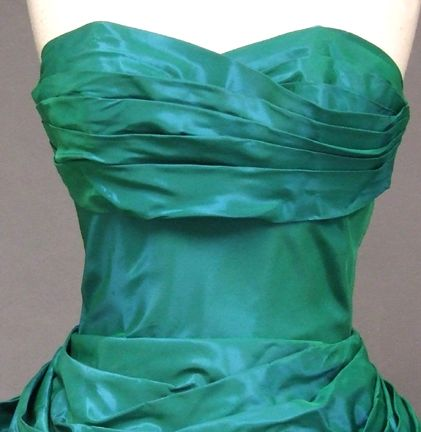 Fred Perlberg cocktail dress - 1950's