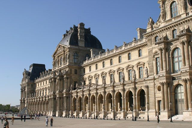 Merveilleux The Louvre! Such A Beautiful Place, Could Be In There For Days.