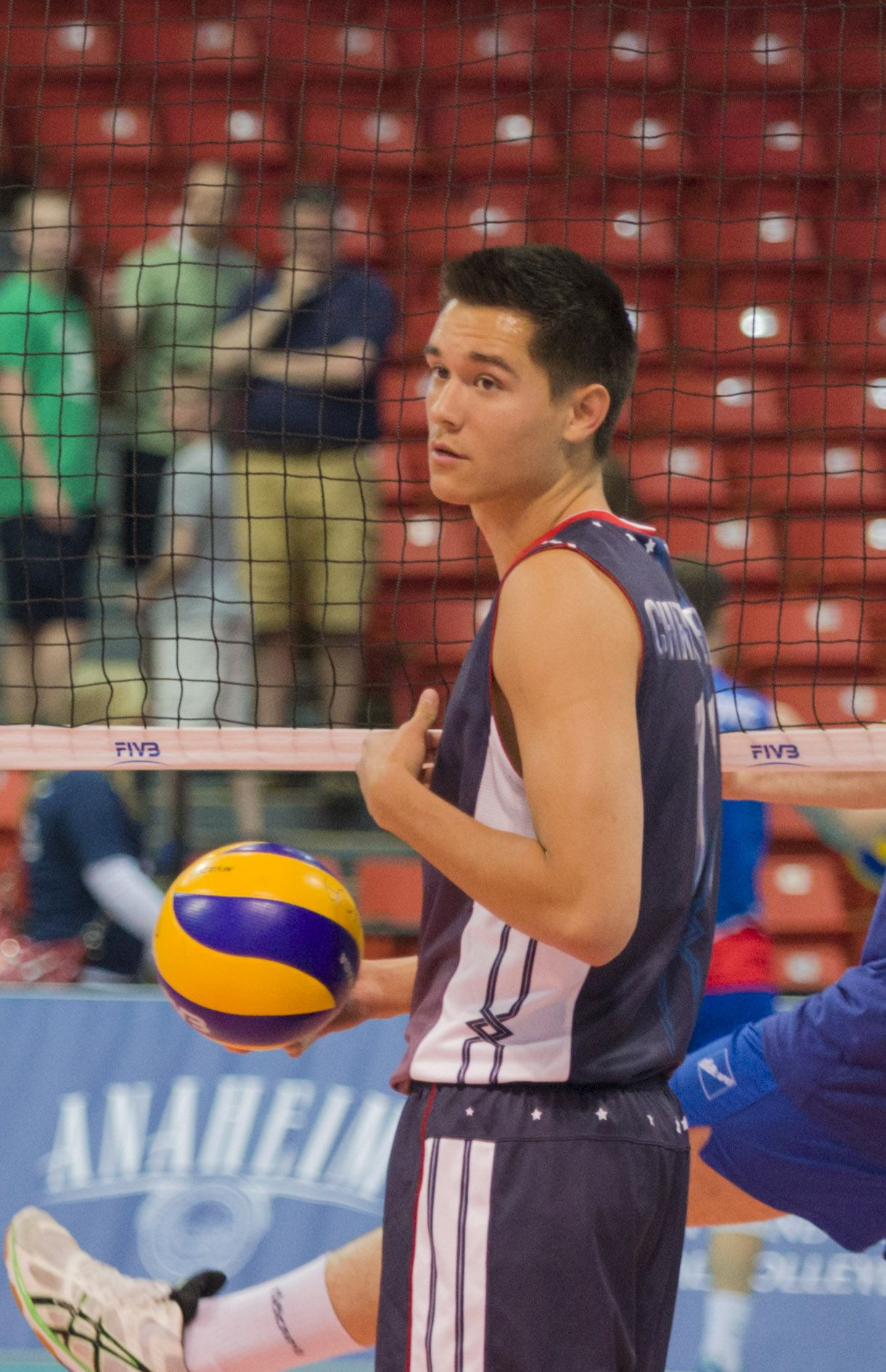 Micah Christenson Usa Volleyball Setter 3 Jpg 1221 1890 Usa Volleyball Team Mens Volleyball Volleyball Workouts