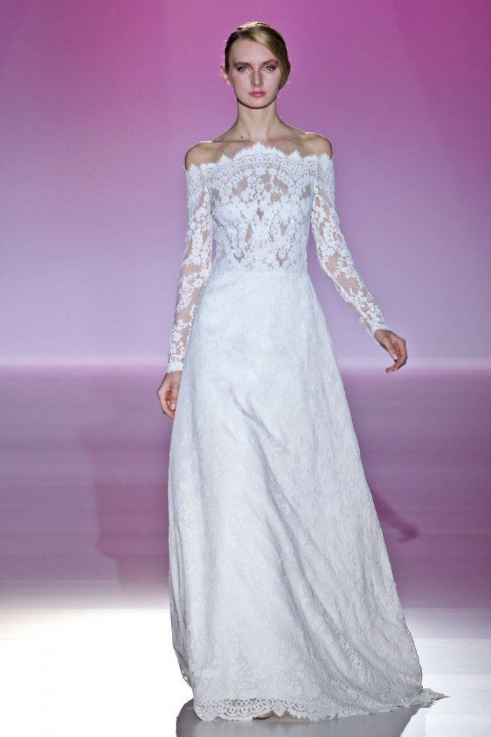 Robe de mariée Hanibal Laguna collection 2014
