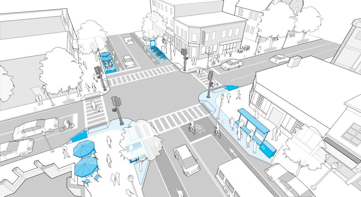 Complete Streets    Diagram   01   Design    guidelines     Urban design  Urban design    diagram