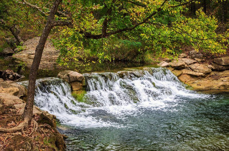 This Hidden Gem In Oklahoma Is One Of The Best Camping Spots In