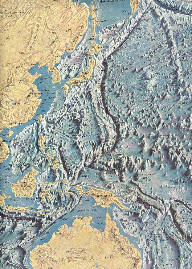 Plate Tectonics Cartography Map Unique Maps Historical Maps
