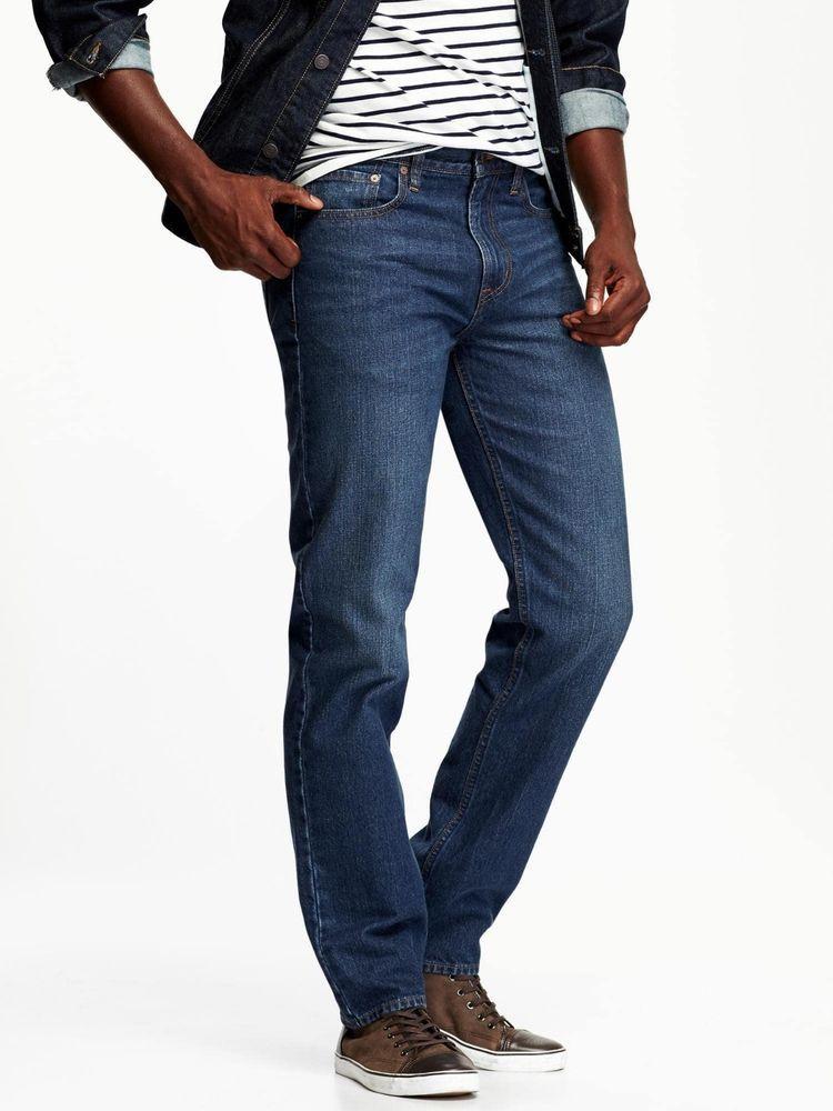 4a128f53106dc3 Men s old navy regular fit straight leg jean