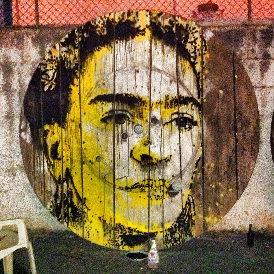 Noire - Italian Street Artist - Palagiano (IT) - 08/2015 ...