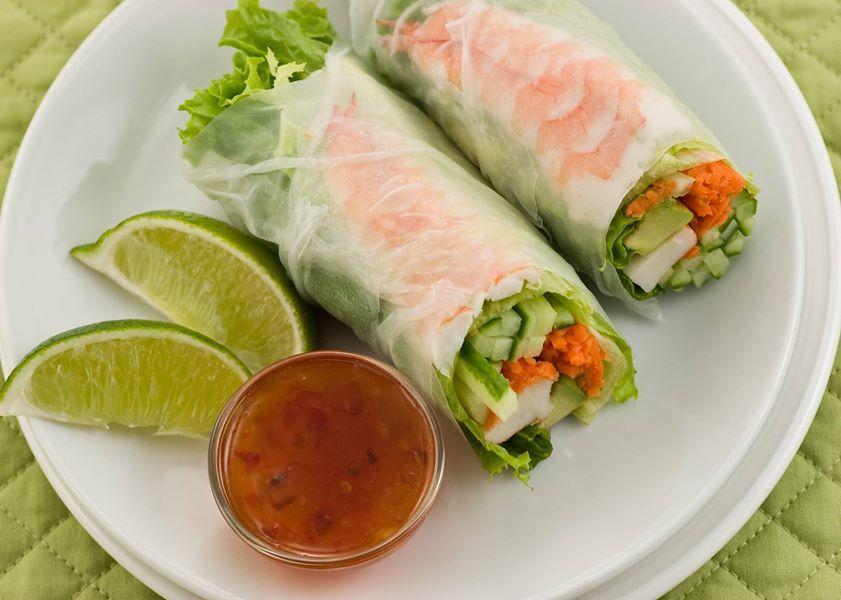 Un classico della cucina vietnamita gli involtini ripieni for Lecitina di soia in cucina