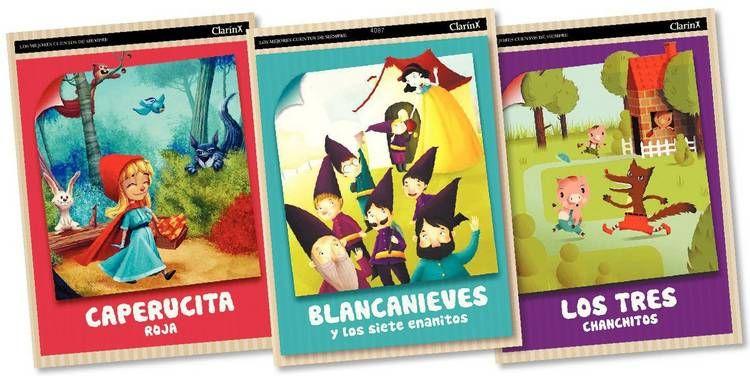 Un compendio fabuloso de audio libros infantiles digitalizados en formato mp3