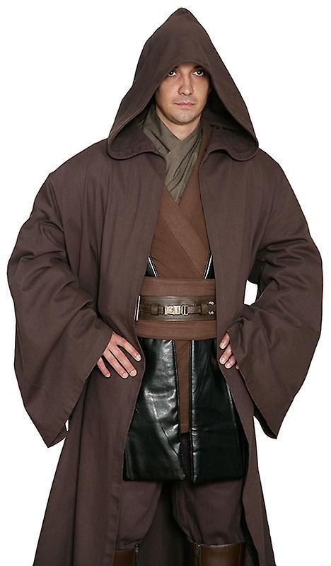 05eeeab104 Een Star Wars Jedi Knight Jedi Robe ALLEEN - donkerbruin - uitstekende  kwaliteit