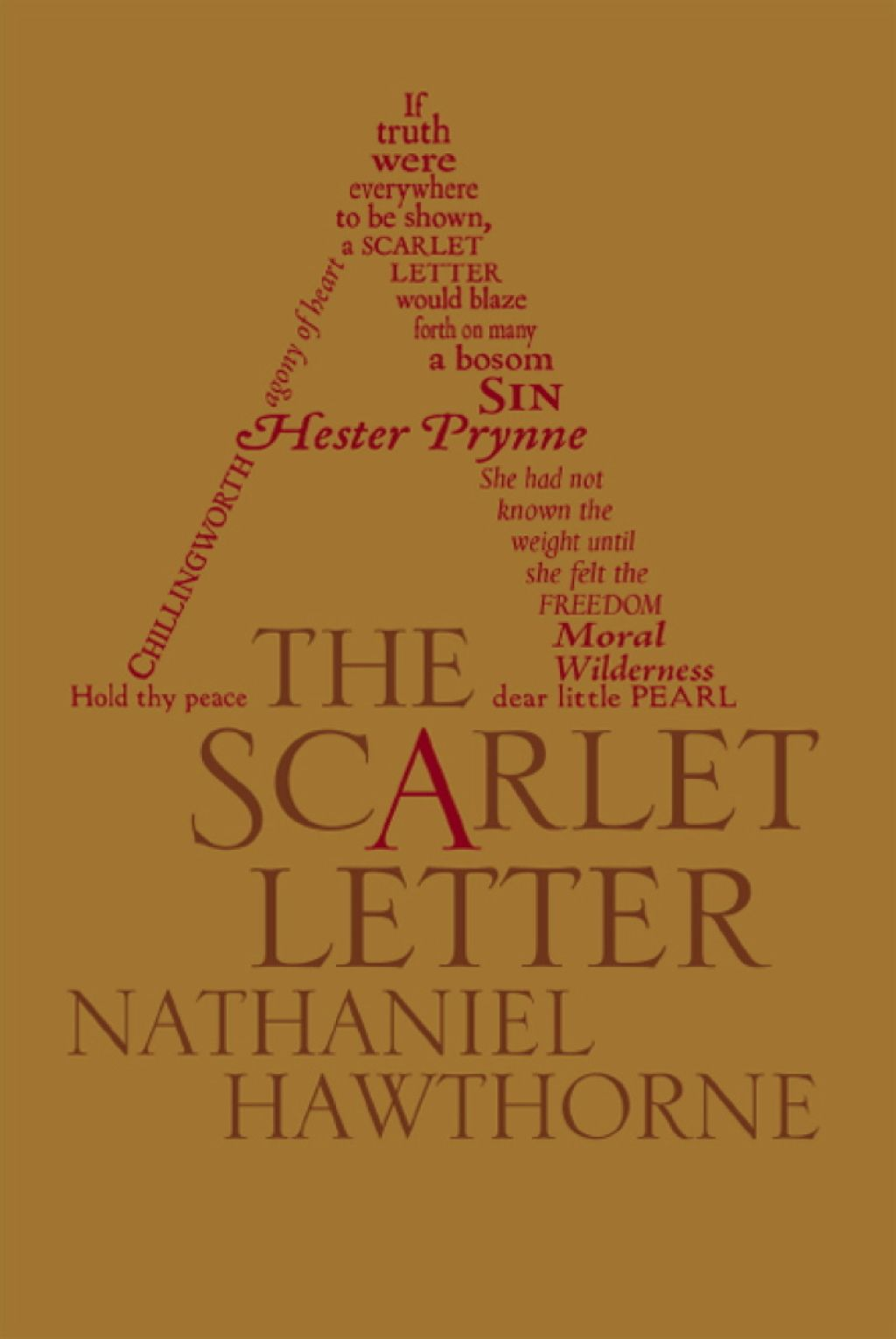 The Scarlet Letter (eBook) The scarlet letter book, The