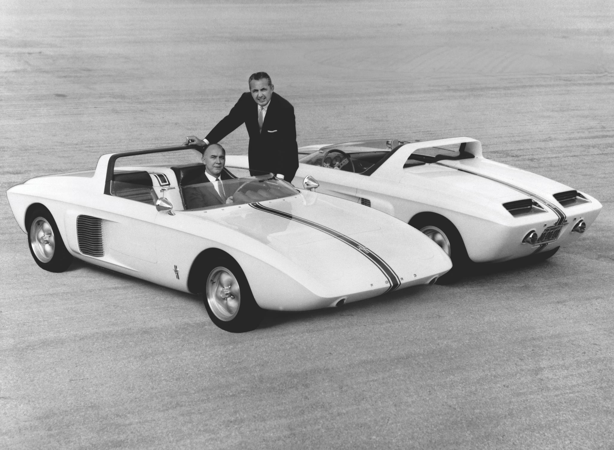 1963 Mustang Gt