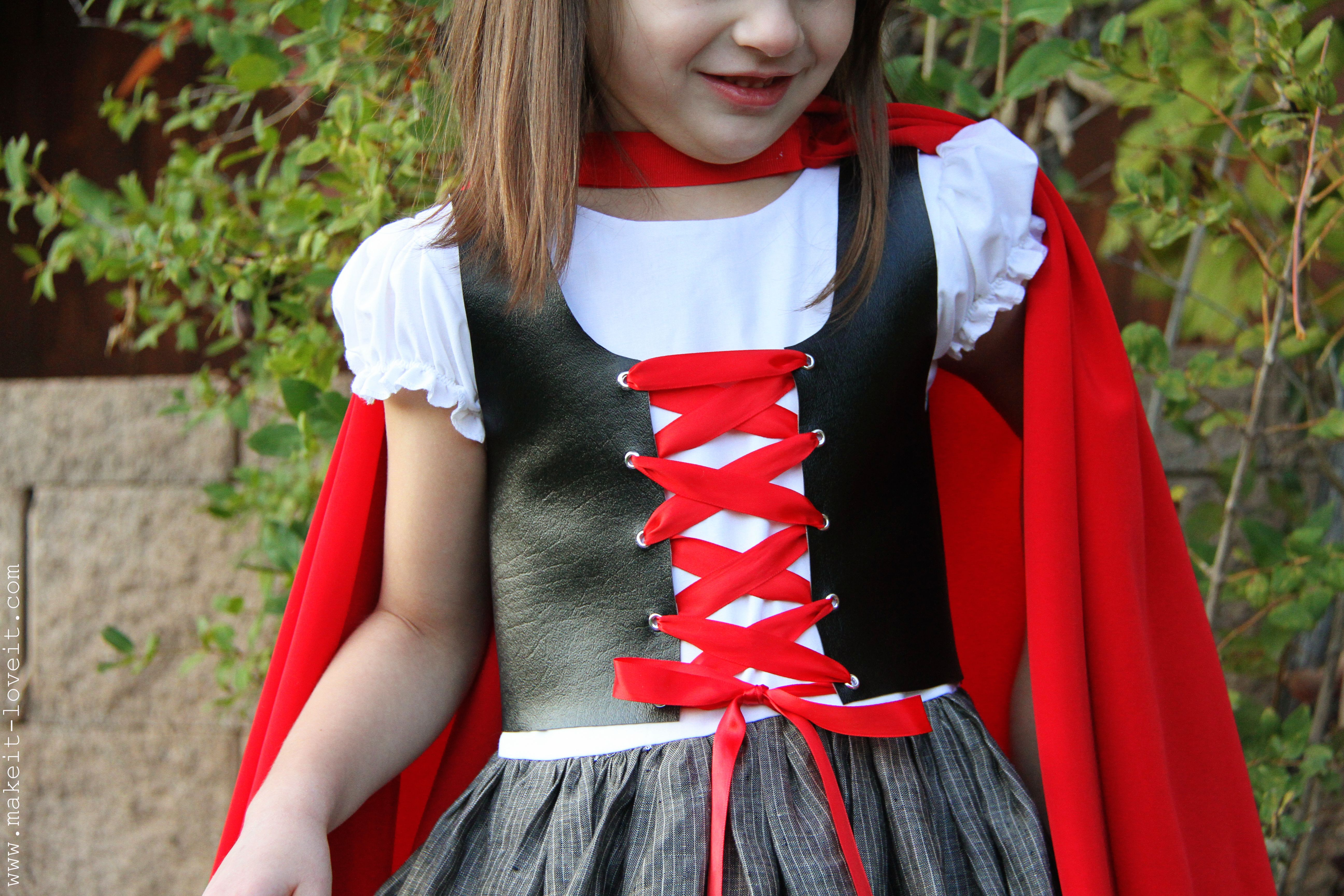 Halloween Costumes 2012: Little Red Riding Hood :) | Red