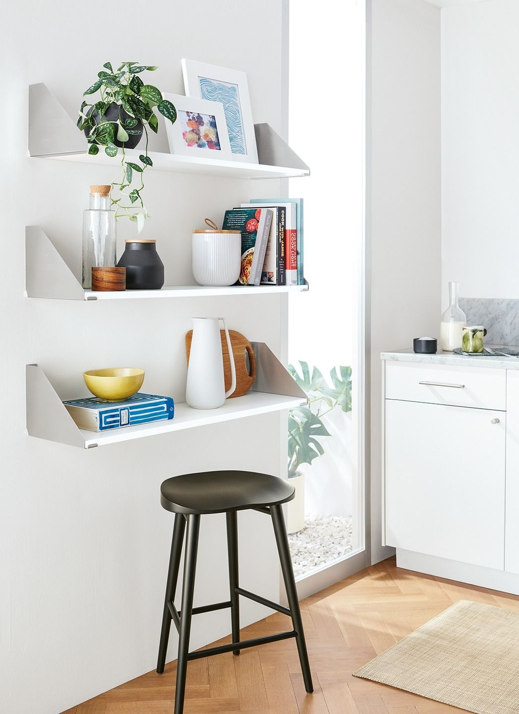 Modern Home Decor by Room & Board | Shelves, Steel and Modern