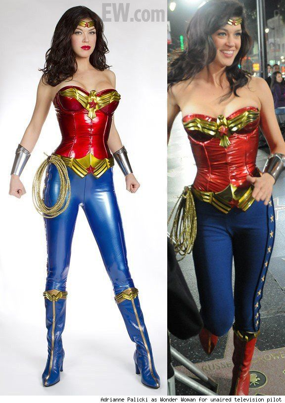 Donna Wonder Woman Super Eroe Costume Halloween Supereroe Costume