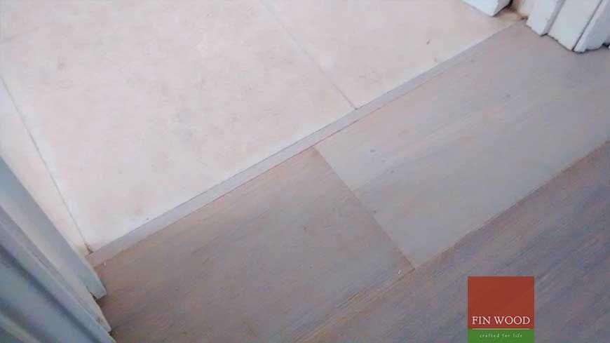 Precision finishing in wooden flooring craftmanship 14