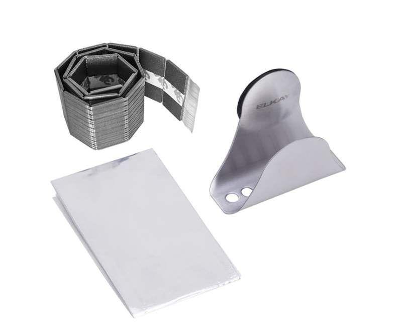 Amazing Elkay LKSMSPONGE SinkMate Magnetic Sponge Holder Stainless Steel Sink  Accessories