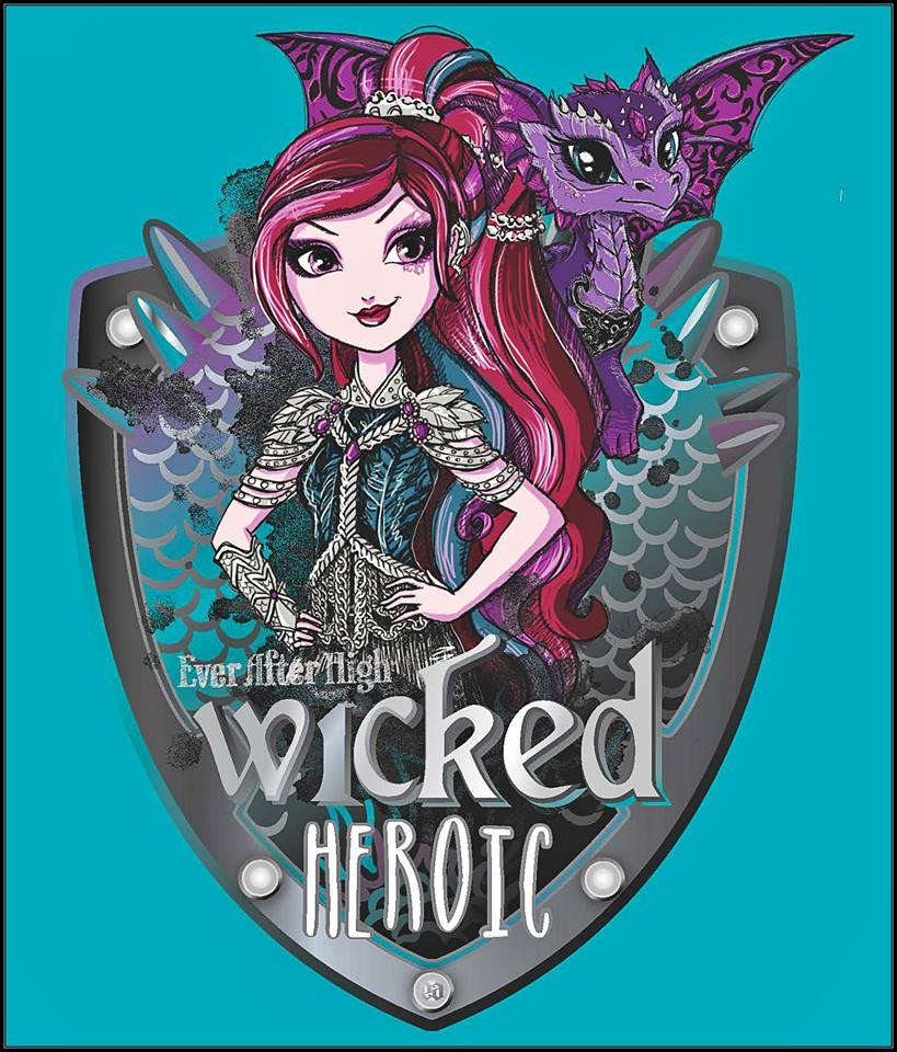 Raven Queen Eah Ever After High Ever After High