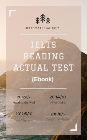 ieltsmaterial com ielts reading recent actual tests ebook ielts