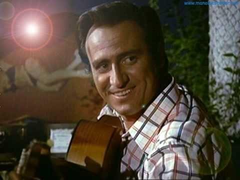 Manolo Escobar - Tus ojos verdes y azules (Belter)(1979) - YouTube