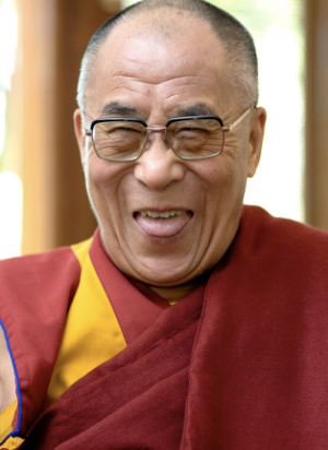 In addition to meeting Mother Teresa, I've also met the Dalai Lama and Jonas Sulk - three Nobel Prize winners. They are amazing. Buddhist Monk, Tibetan Buddhism, 14th Dalai Lama, Gautama Buddha, Religion, Extraordinary People, People Of The World, Namaste, Spiritism