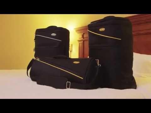 Skyroll Garment Bag | Carry-on Garment Bag That Rolls Up