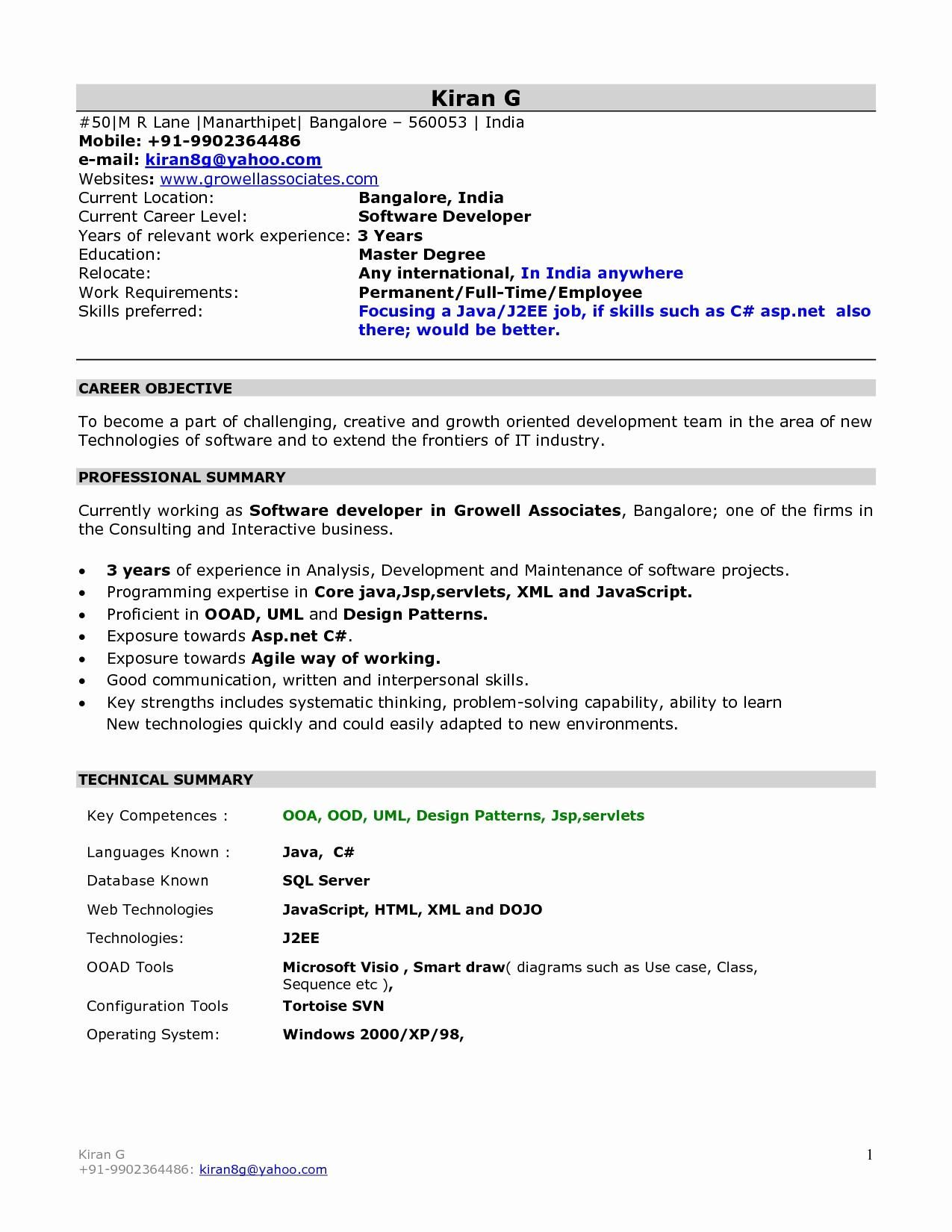 Resume Xml Format (With images) Resume format, Resume