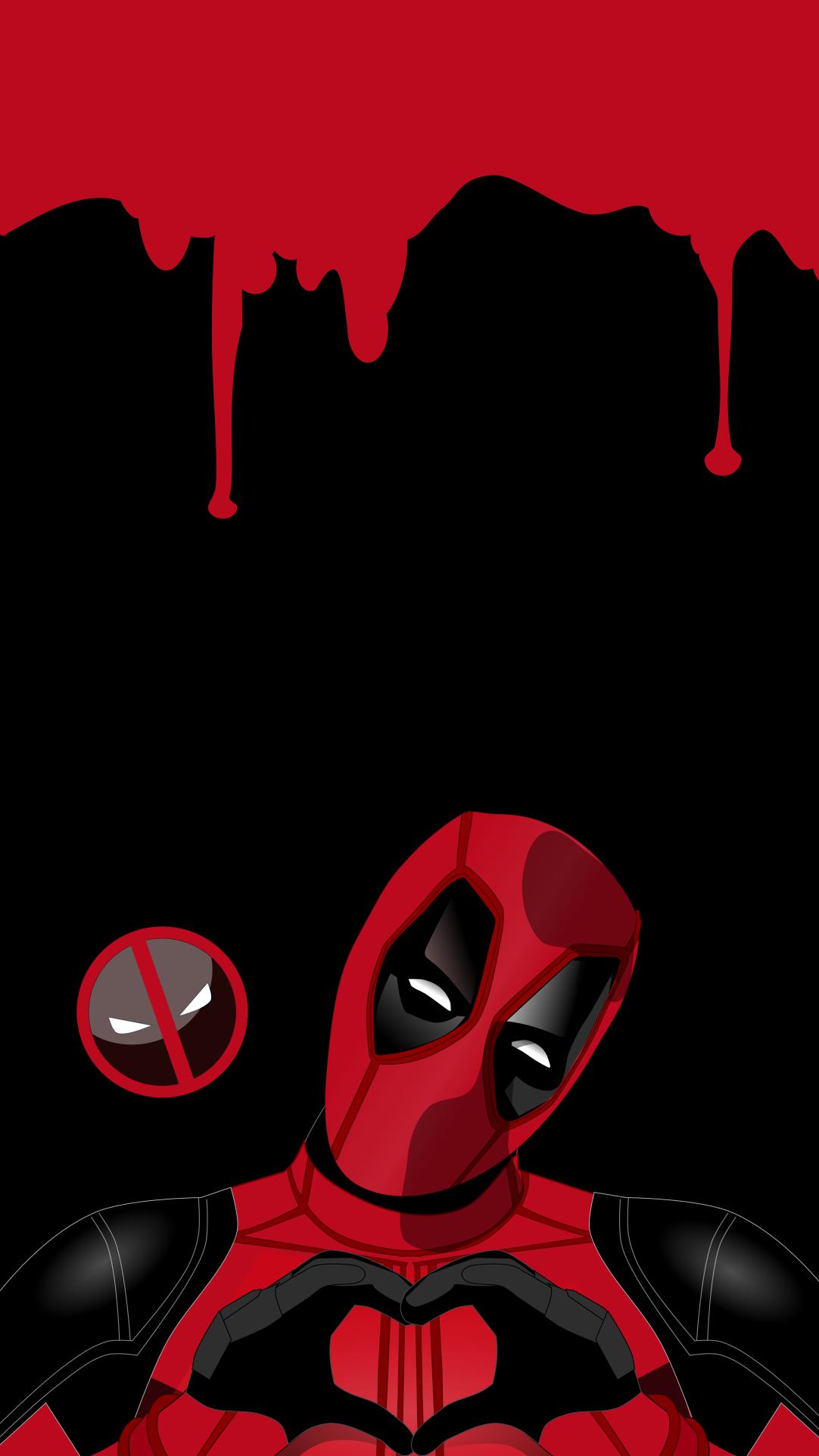 Deadpool Wallpapers Iphone 6 Kadada Org