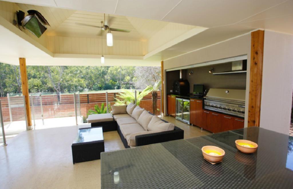 Outdoor Entertaining Area Design Ideas Part - 32: Outdoor Living Ideas | Outdoor Living, Outdoor Areas And Indoor Outdoor