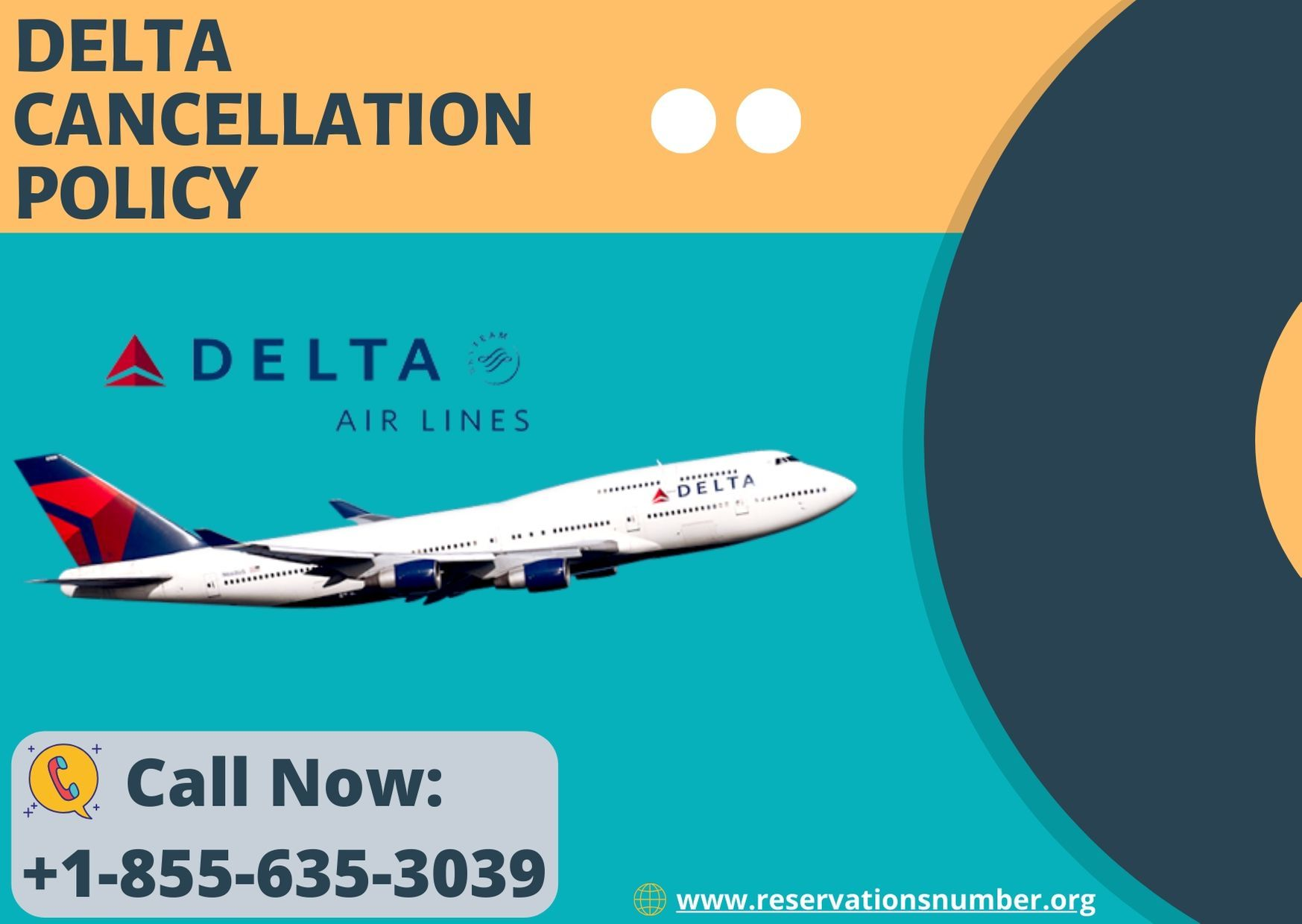 Delta Airlines 24 Hour Flight Cancellation Policy, Fee in