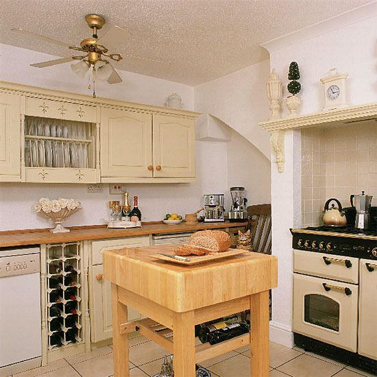 Cream Kitchen Ideas That Will Stand: Pin By 🐾 KRYSTYNA 🐾 On Butcher Blocks