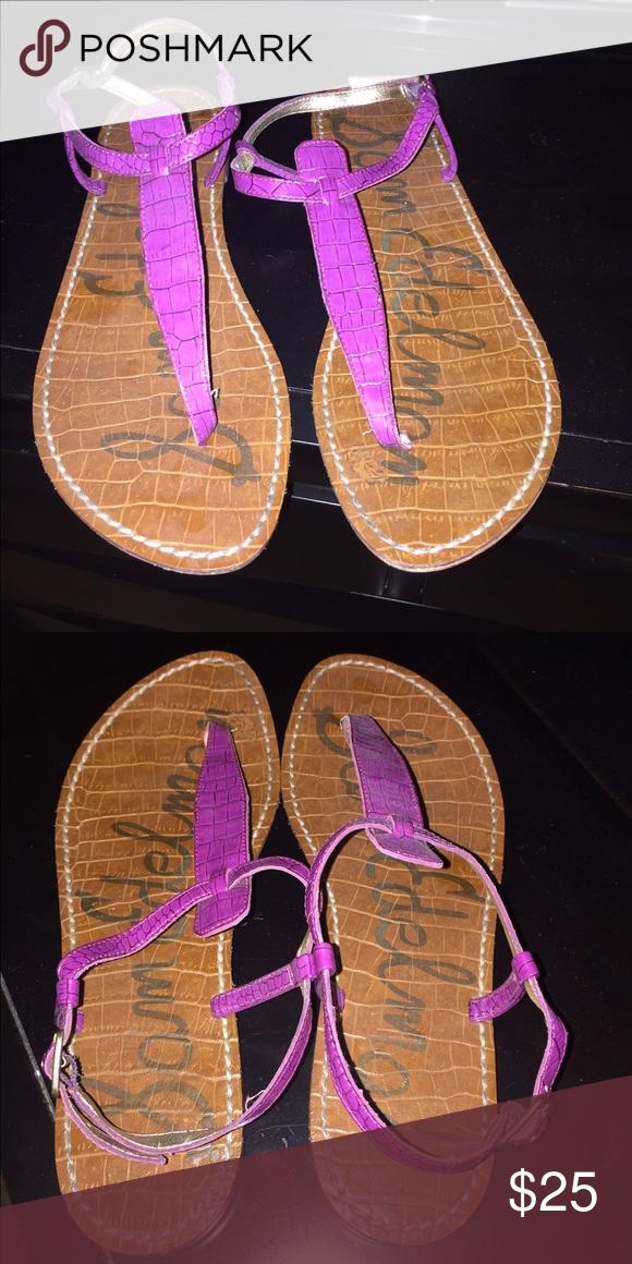 Sam Edelman Sandals Sam Edelman Gigi Sandals in an 8.5. Shoes have been worn. Sam Edelman Shoes Sandals