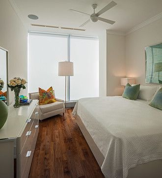 Condominium 5 - contemporary - Bedroom - Toronto - Peter A. Sellar - Architectural Photographer