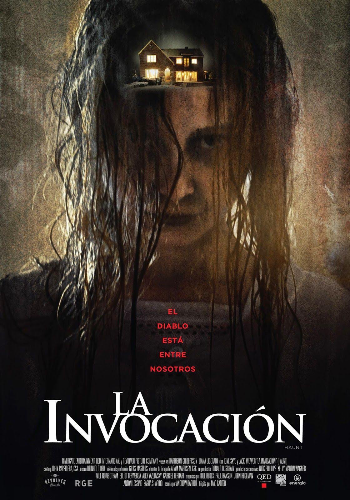 Pin En Movie Poster Horror Thiler