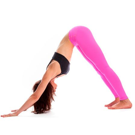 how to do the adho mukha svanasana and what are its