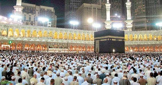 صورة من داخل المسجد الحرام مكة المكرمة Dolores Park Mosque Park