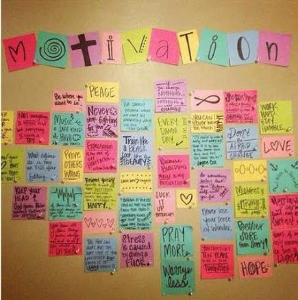 New fitness inspiration board motivation wall workout rooms ideas #motivation #fitness #wall