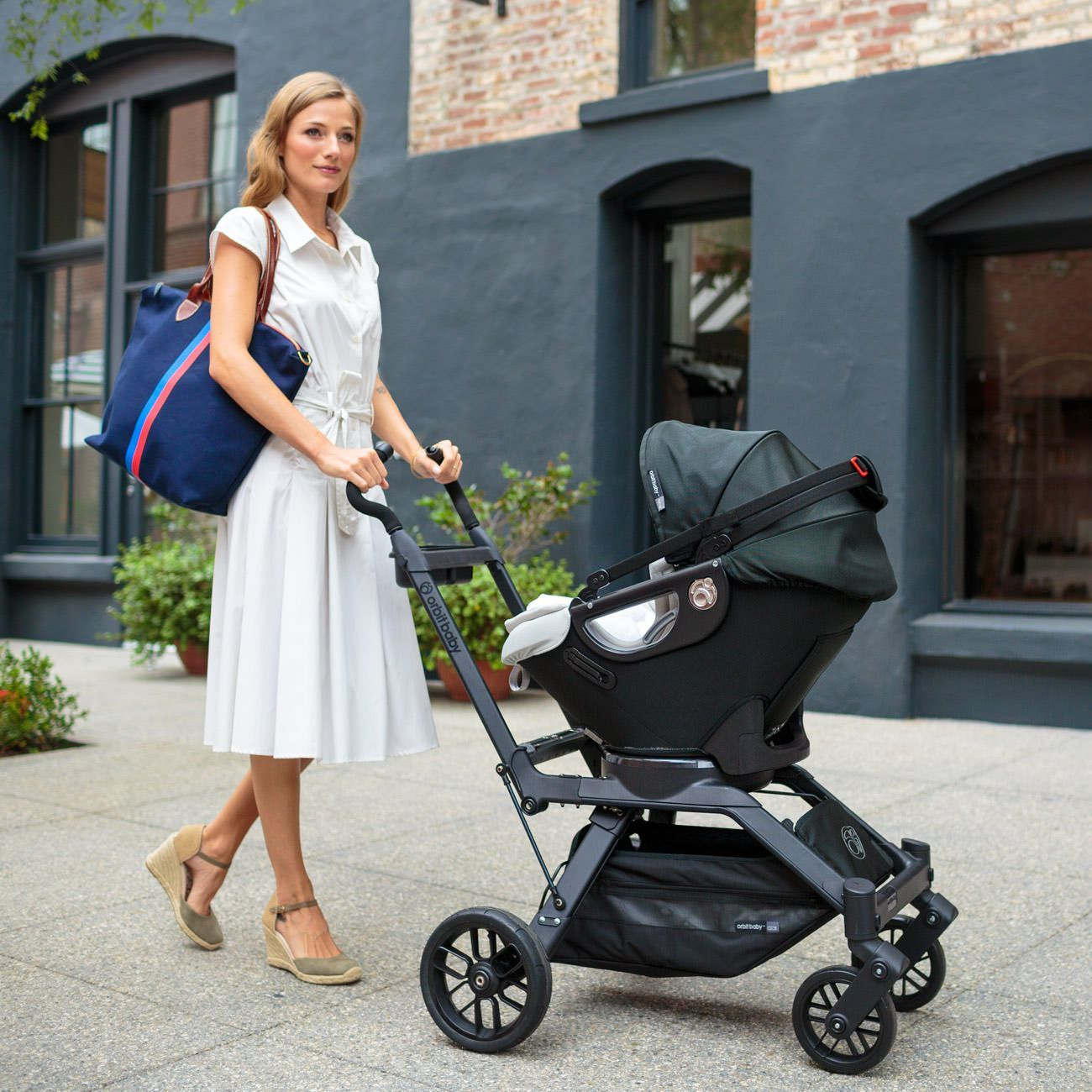 See why the Orbit g3 stroller and carseat are celebrity