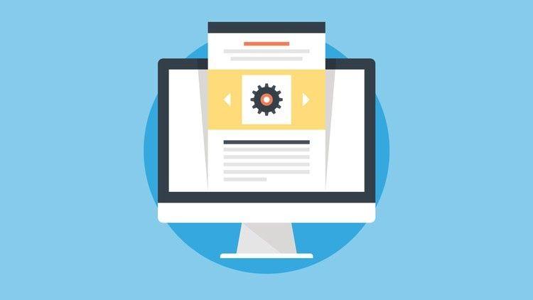 Free Wordpress Themes Tutorial Wordpress Theme Development With Bootstrap In Urdu Hindi Programming Buddy Club Free Udemy Course Udemy Courses Web Development Course Udemy