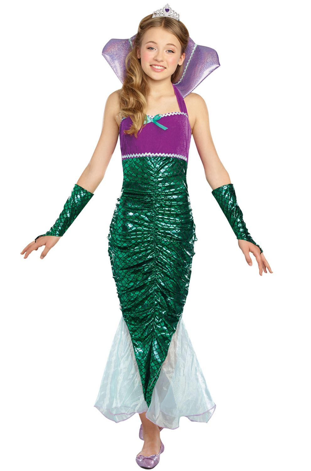 6e24a7593d874 Princess Of The Sea Tween Costume #mermaids #party #Halloween #costumes Sc  1 St Pinterest