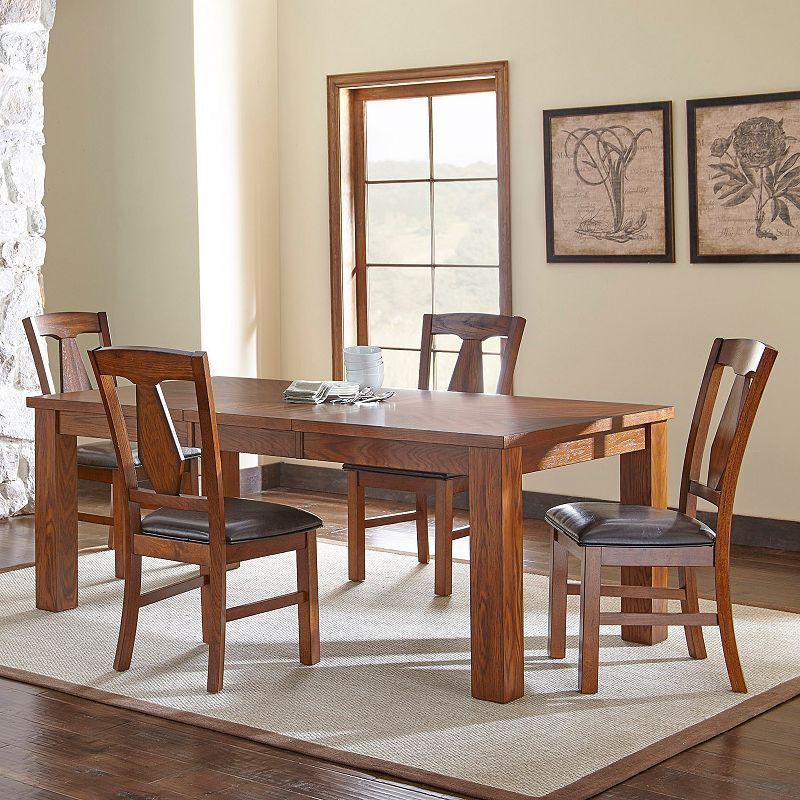 Branton Home Lakewood Dining 5 Piece Set Products Dining Table