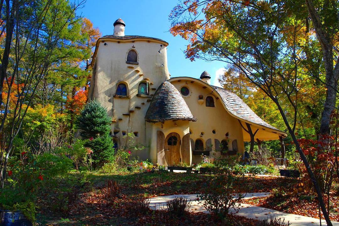 Con House 有機的建築 彫刻の森美術館 建物