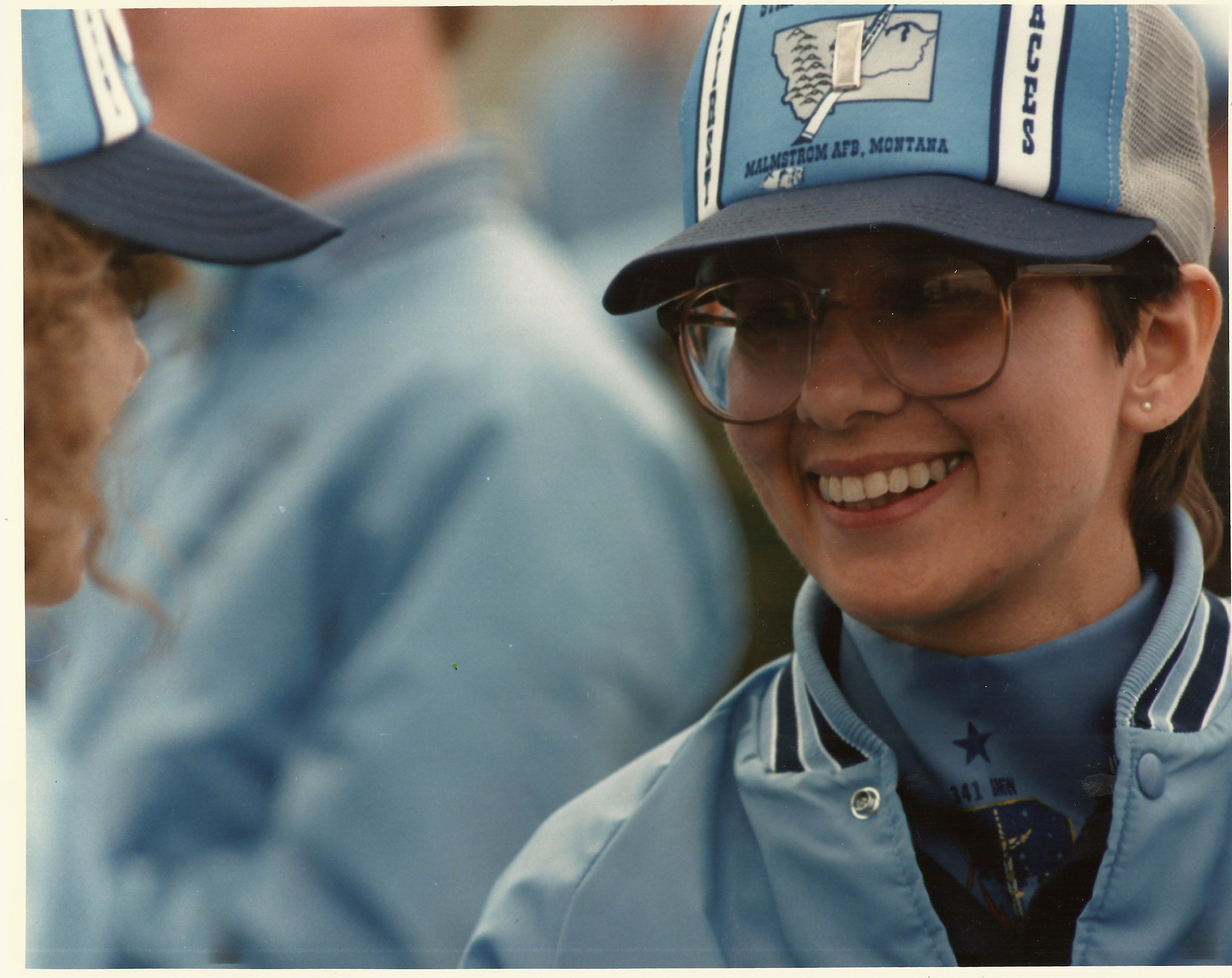 #341st Strategic Missile Wing competitor during 1988 Olympic Arena #YearoftheSACAlertForce