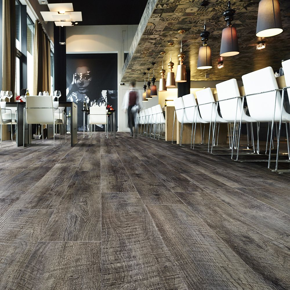 IVC Moduleu Embellish Collection In Color Castle Oak Available At Gardner Floor Covering